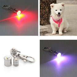 Safety Colored LED Dog Tag By Project Pet Lovers Club
