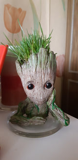 I Am Groot! Flowerpot And Pen Holder Figurine