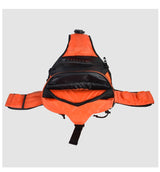 Casual DSLR Sling Bag with Rain Cover