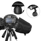 Waterproof Rain Cover Lens Protector for Mirrorless Cameras