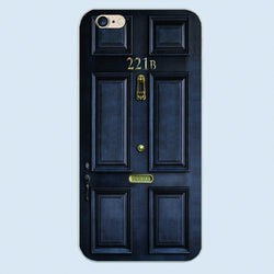 Classic The Door To 221B Case Cover - iPhone and Samsung Galaxy