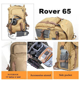 Rover DSLR Gear Backpack