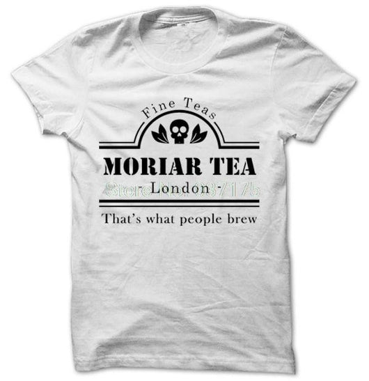 Funny Novelty Shirt - Moriar Tea T-Shirt