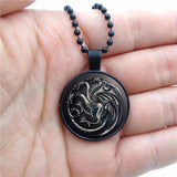 Game Of Throne Sigil Necklage Collection
