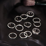 12 Pcs Finger Charm Set | 3 Colors To Choose From!