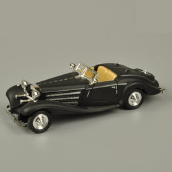 Mercedez Benz 500k 1:28 Retro Scale Toy