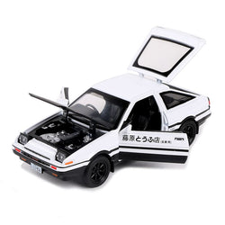 Toyota AE86 1:28 Scale Toy With Lights