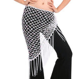 15 Colors Available - Belly Dancing Hip Scarf