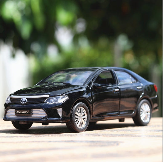 Toyota Camry 1:32 Scale Toy With Lights and Sound
