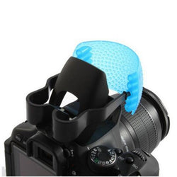 3 Pcs Universal Colored Flash Diffuser Package
