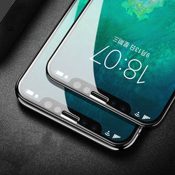 iPhone X 3D Tempered Glass Film - Comes in Clear HD or Anti Glare Design