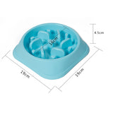 *HOT! - Anti Choke Cat And Dog Diet Maze Bowl