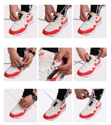 Magnetic Clutch No Tie Shoelace