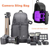 *HOT!* Waterproof DSLR Kit Sling Bag