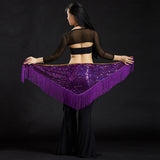 9 Colors - Belly Dancing Bedlah Hip Belt