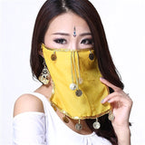 Mystery Tribal Veil Mask