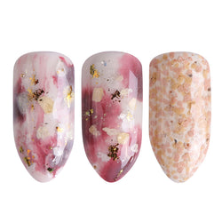 Nail Decor #2 - 12 Colors Per Set | Broken Marble Inspired Set