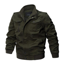 Winter Military Jacket For Men