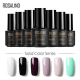 Alexis' Solid Series - 38 COLORS 7ML Gel Nail Polish