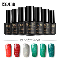 Charmaine's Rainbow Series - 29 COLORS 7ML Gel Nail Polish