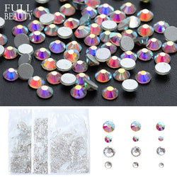 1440 Pieces Per Set | Flatback Glitter Stones