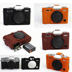 Cute Protective Silicon Case For Fuji XT10