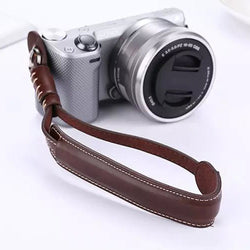 *Best Seller!* Safety Leather Strap For Sony Alpha Series