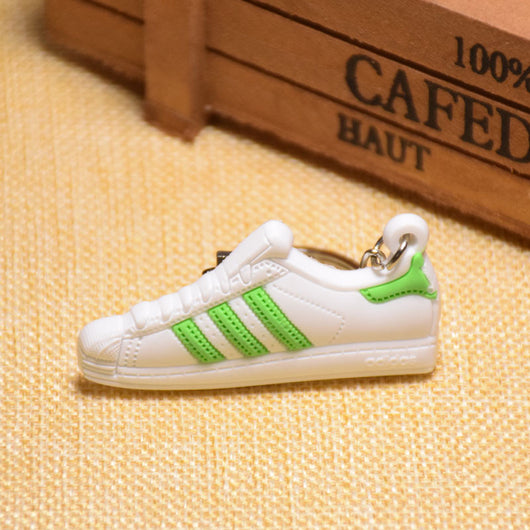 new style 47363 e7f32 Vintage Adidas Superstar Key Chains