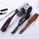 Colorful Leather Grips For DSLR Cameras - Canon Nikon Pentax Leica