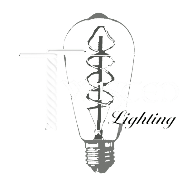 Running man - Twisted Lighting