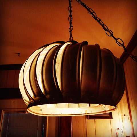 Whirly Bird Chandelier - Twisted Lighting