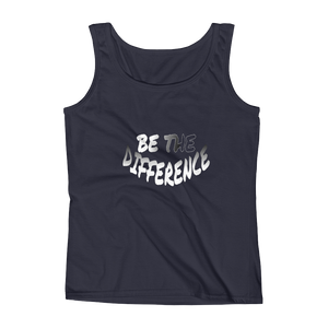 Be The Difference Ladies Tanks - Be Ye AWARE Clothing