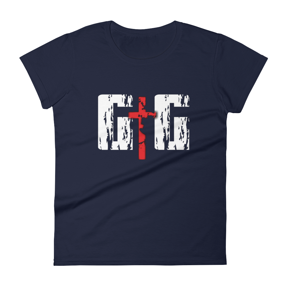 GtG Ladies' Tees - Be Ye AWARE Clothing