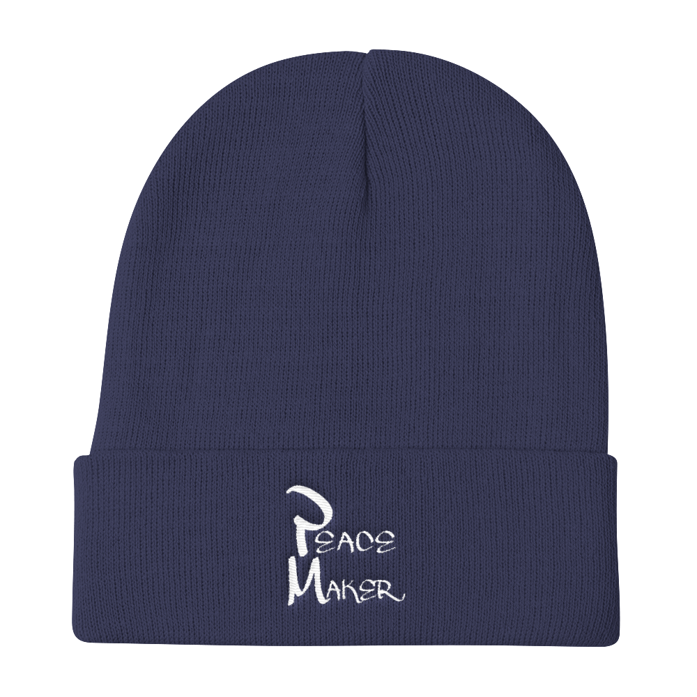 Peace Maker Beanies - Be Ye AWARE Clothing