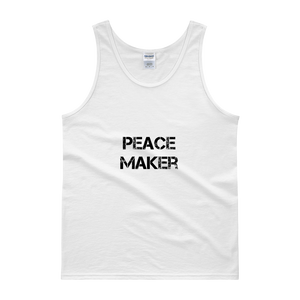 Peace Maker Tanks - Men/Unisex - Be Ye AWARE Clothing