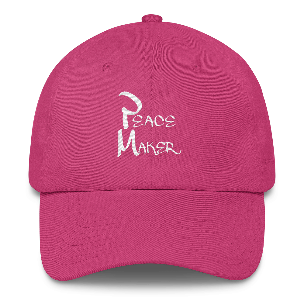 Peace Maker Dad Caps - Be Ye AWARE Clothing