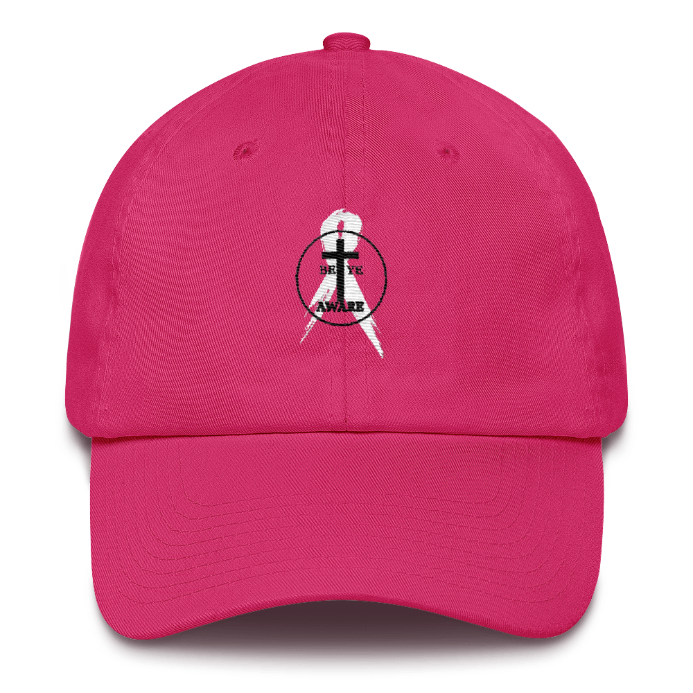 BCA Cotton Awareness Caps - Be Ye AWARE Clothing