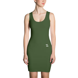 BYA Ladies Fitted Dresses - Be Ye AWARE Clothing