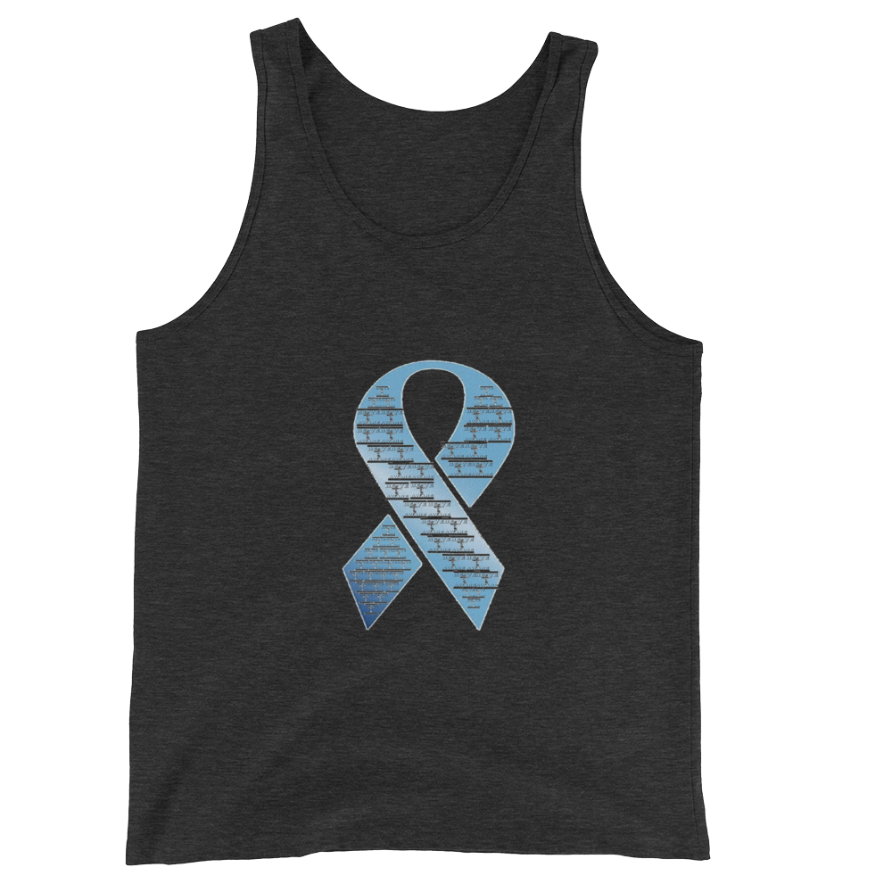 BYA Prostate Cancer Awareness Tanks - Men - Be Ye AWARE Clothing
