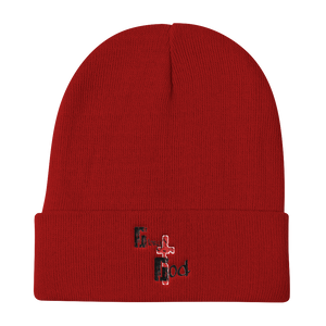 Glory to God Beanies - Be Ye AWARE Clothing