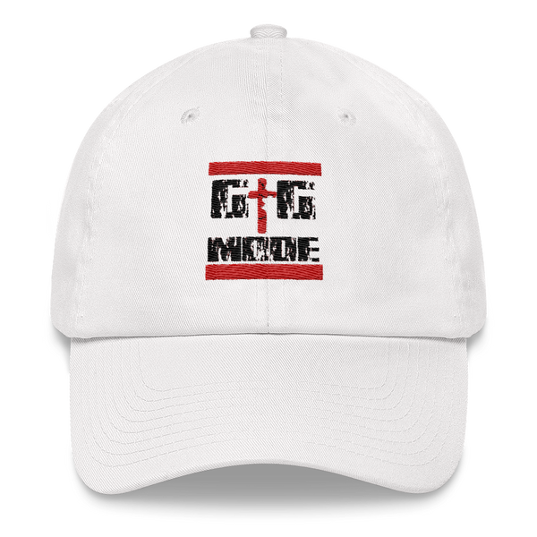 GtG MODE Dad Hats - Be Ye AWARE Clothing