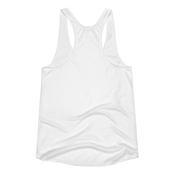 Let Us Pray Fitted Ladies' Racerback Tanks - Be Ye AWARE Clothing