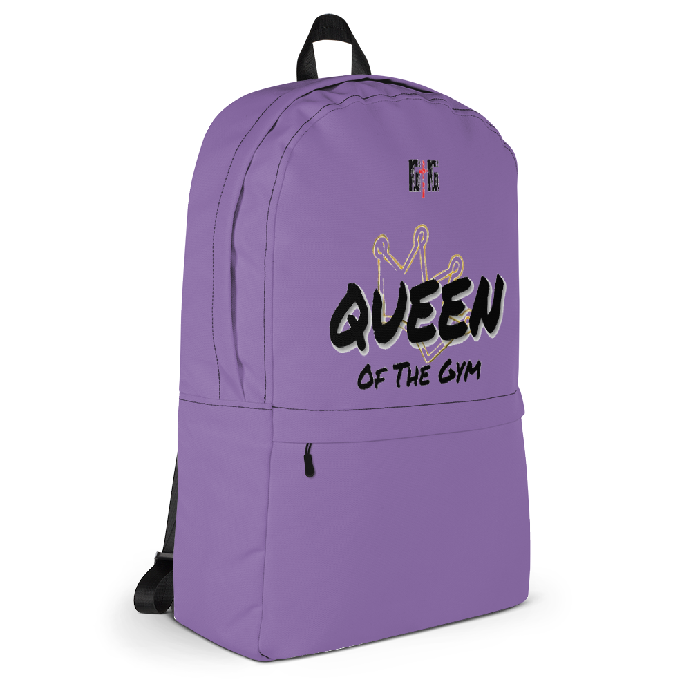 Queen of the Gym Backpacks
