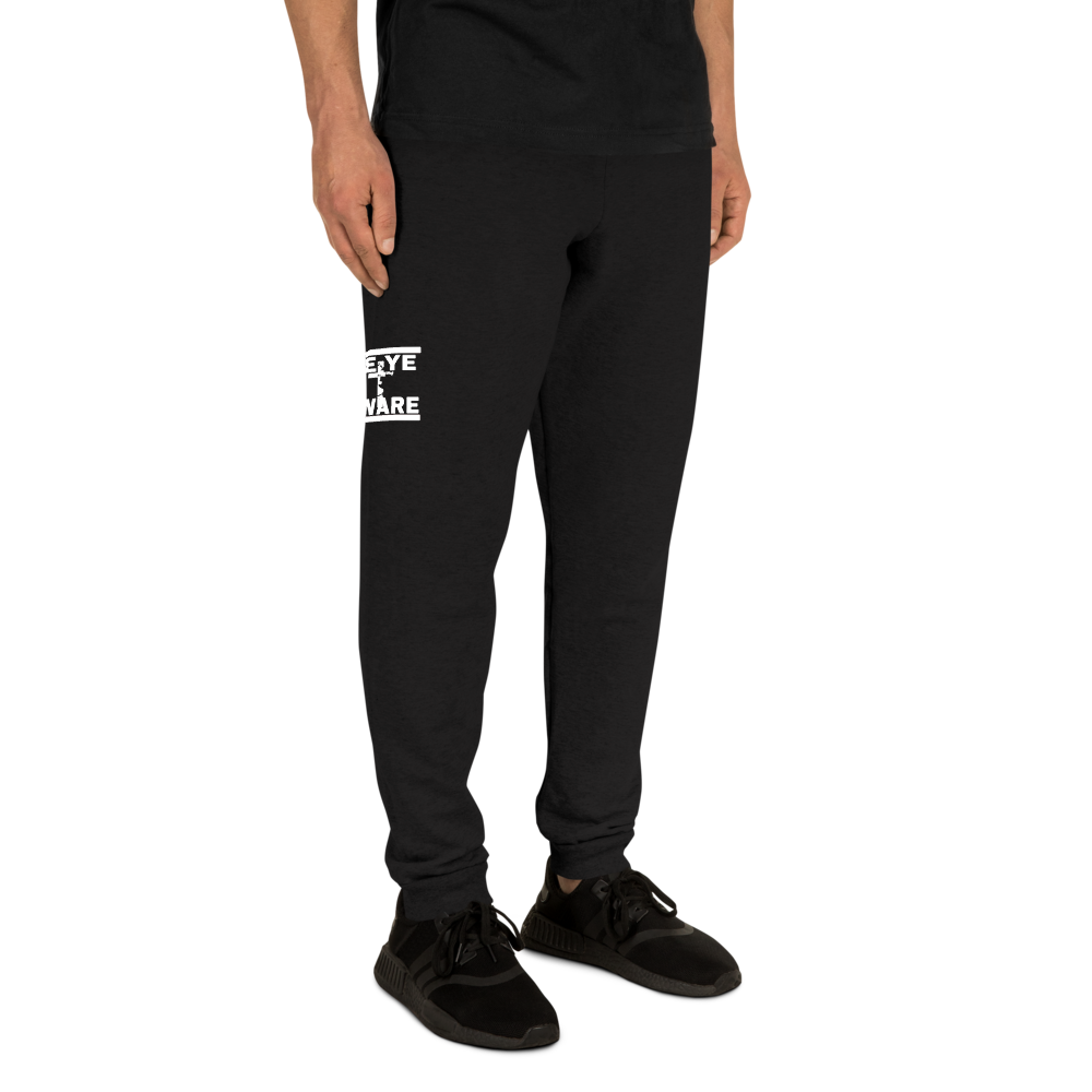 BYA Men/Unisex Joggers - Be Ye AWARE Clothing