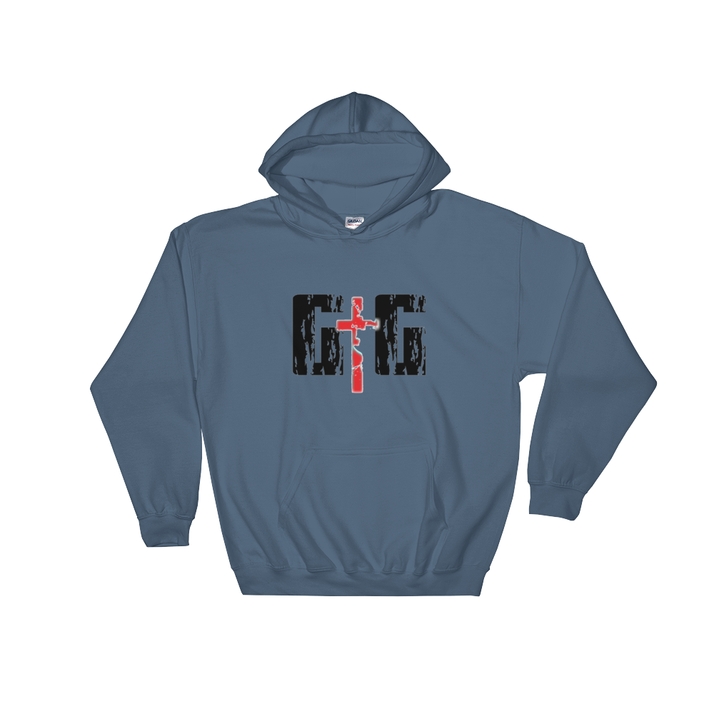 GtG Men/Unisex Hoodies - Be Ye AWARE Clothing