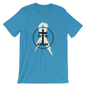 BE YE Special Edition Prostate Cancer Awareness Tee - Be Ye AWARE Clothing
