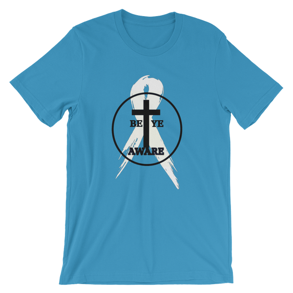 BE YE Special Edition Prostate Cancer Awareness Tee