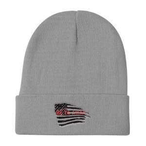 Firemen Courage II Knit Beanies - Be Ye AWARE Clothing