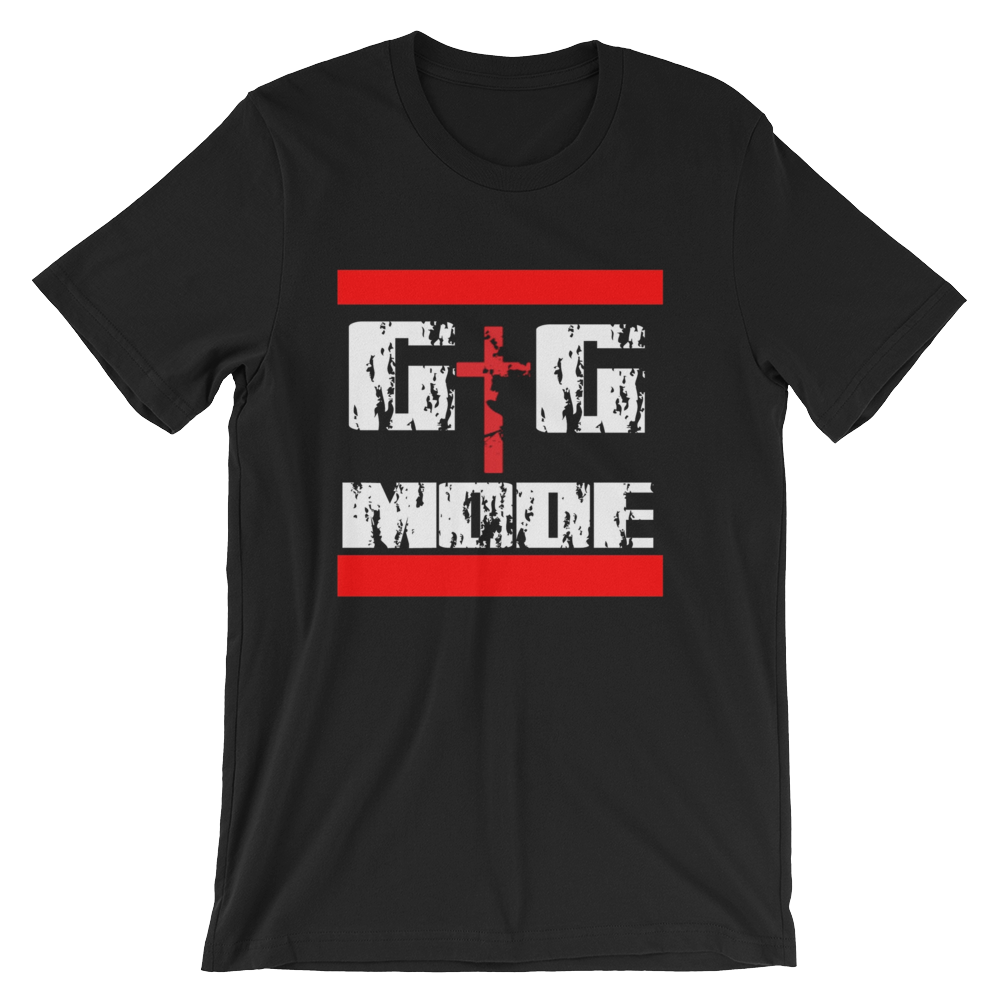 GtG MODE - Men/Unisex Tees - Be Ye AWARE Clothing