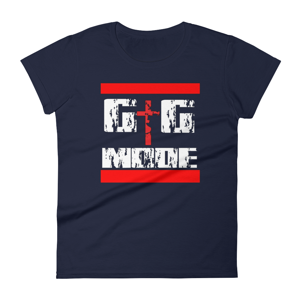 GtG MODE Ladies' Tees - Be Ye AWARE Clothing